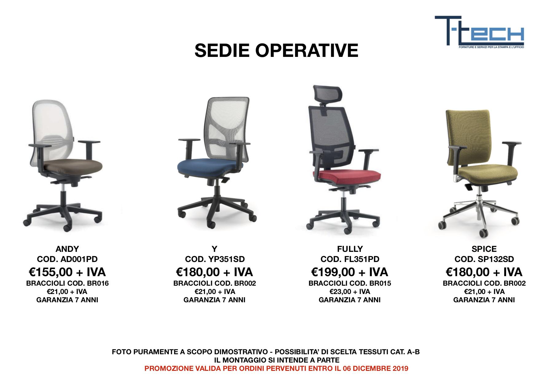 Sedie ufficio 2019 1
